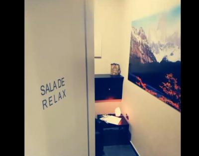 sala relax para beneficio de nuestros pacientes